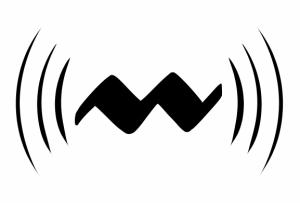 Waveform Music Logo square