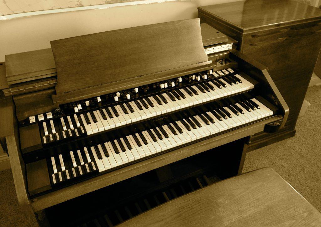 1956 Hammond C3 with Leslie 122
